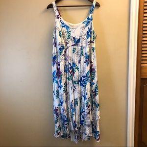 Isabel Maternity Midi Dress XL